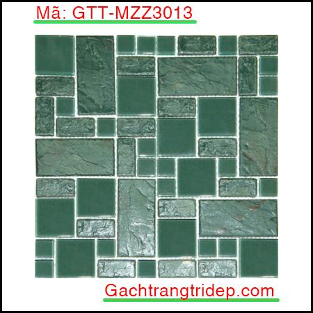Gach-mosaic-gom-ca-tinh-voi-gam-mau-xanh-KT-300x300mm-GTT-mzz3013