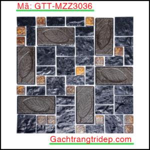 Gach-mosaic-gom-mem-mai-voi-hoa-tiet-la-KT-300x300mm-GTT-MZZ3036