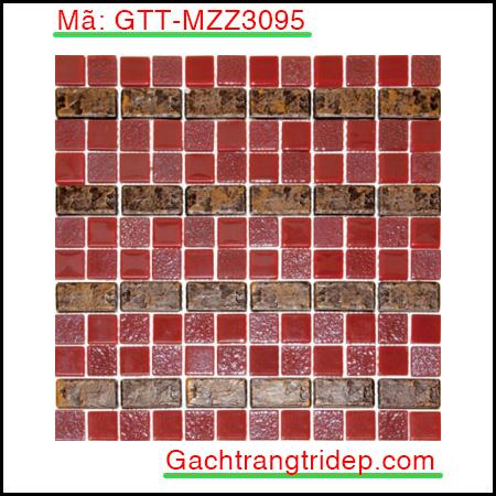 Gach-mosaic-gom-noi-bat-voi-mau-tong-mau-do-KT-300x300mm-GTT-MZZ3095