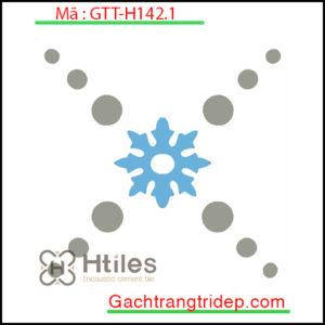 Gạch bông trang trí KT 20x20cm GTT-H142.1