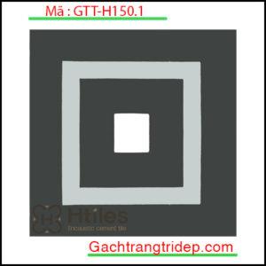Gạch bông trang trí KT 20x20cm GTT-H150.1