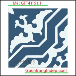 Gạch bông trang trí KT 20x20cm GTT-H151.1