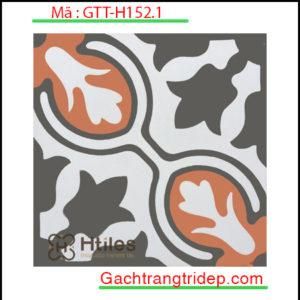 Gạch bông trang trí KT 20x20cm GTT-H152.1