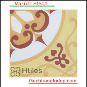 Gạch bông trang trí KT 20x20cm GTT-H154.1