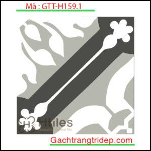 Gạch bông trang trí KT 20x20cm GTT-H159.1