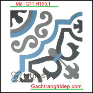 Gạch bông trang trí KT 20x20cm GTT-H160.1