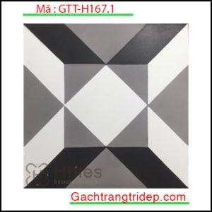 Gạch bông trang trí KT 20x20cm GTT-H167.1