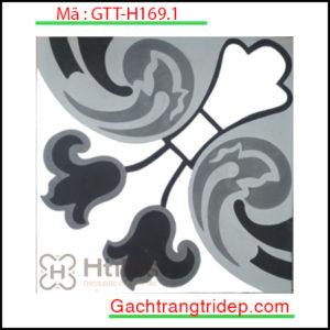 Gạch bông trang trí KT 20x20cm GTT-H169.1