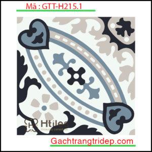 Gạch bông trang trí KT 20x20cm GTT-H215.1