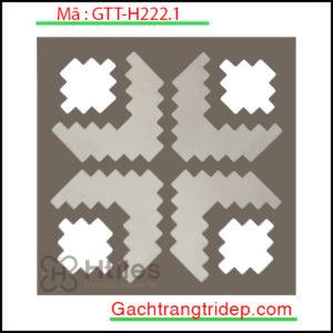 Gạch bông trang trí KT 20x20cm GTT-H222.1