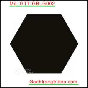 Gach-bong-luc-giac-trang-tri-mau-den-GTT-GBLG002