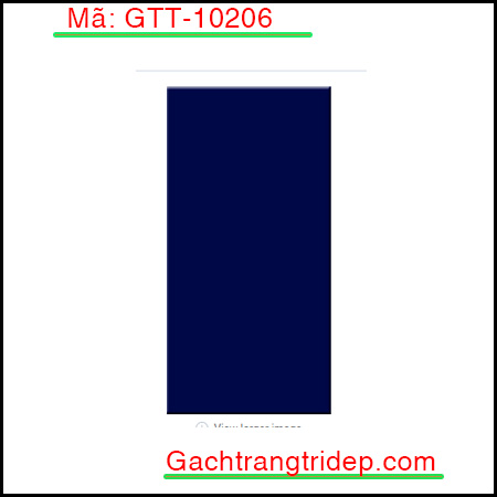 Gach-the-nhap-khau-trang-tri-mau-xanh-duong-phang-bong-KT-100x200mm-GTT-10206