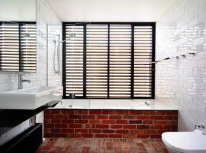 15 ý tưởng thiết kế nội thất tuyệt vời với gạch giả cổ 13