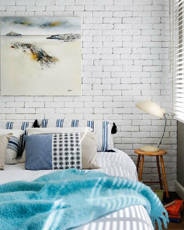 15 ý tưởng thiết kế nội thất tuyệt vời với gạch giả cổ 14