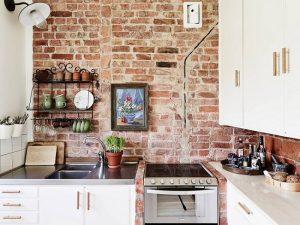 15 ý tưởng thiết kế nội thất tuyệt vời với gạch giả cổ 2