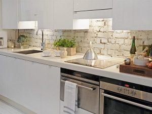 15 ý tưởng thiết kế nội thất tuyệt vời với gạch giả cổ 4