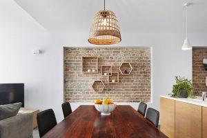 15 ý tưởng thiết kế nội thất tuyệt vời với gạch giả cổ 5