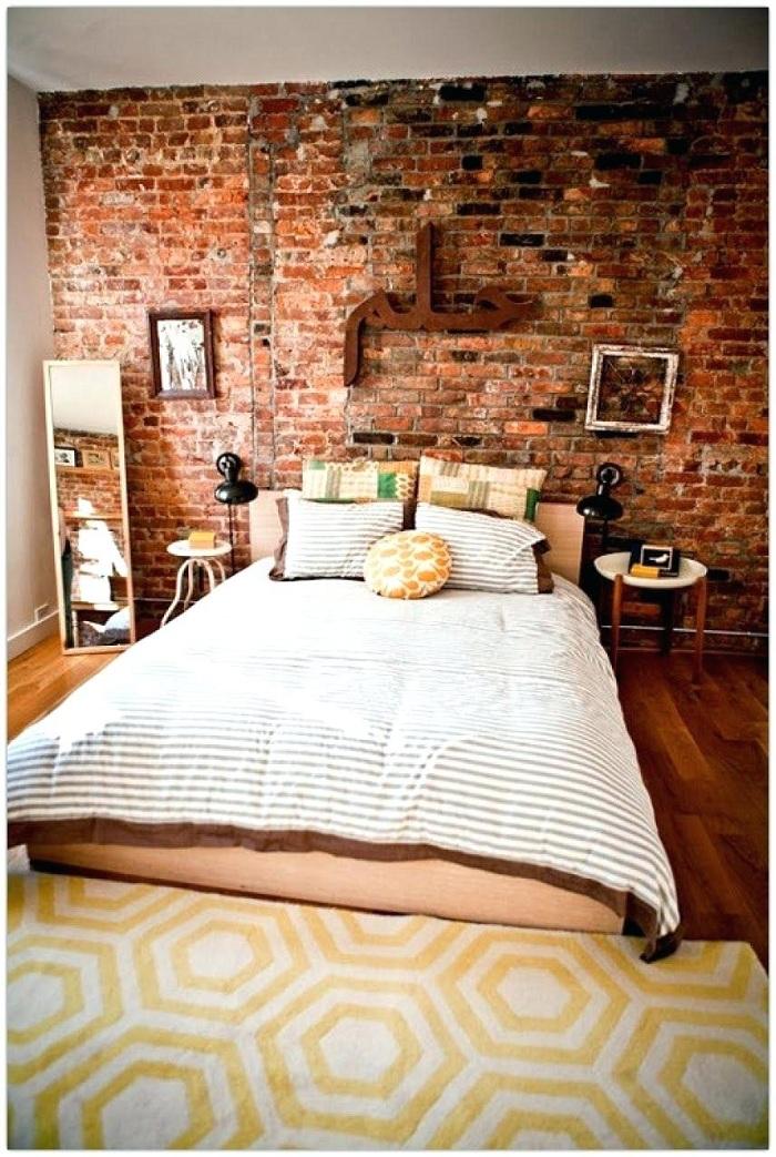 15 ý tưởng thiết kế nội thất tuyệt vời với gạch giả cổ 8