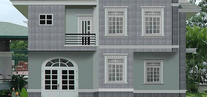 Gạch thẻ ốp tường - Điểm tựa cho từng công trình-2