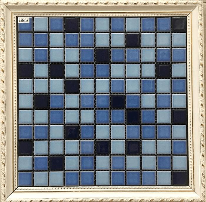 Lý do dẫn đến gạch mosaic trở thành vật liệu ốp hồ bơi được ưa chuông nhất-1