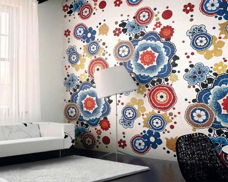 Nên sử dụng gạch mosaic trong nội thất hay ngoại thất 01