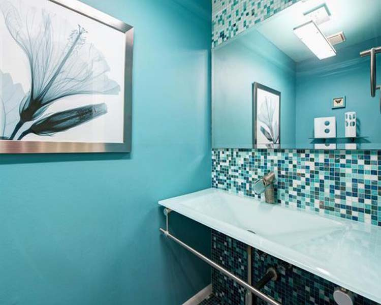 Nên sử dụng gạch mosaic trong nội thất hay ngoại thất 03